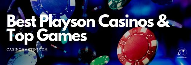 Best Playson Casinos & Top Games
