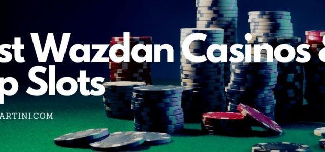 Best Wazdan Casinos & Top Slots
